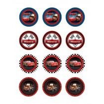 Cars cupcake 5