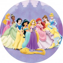 Disney prinsessen rond 02