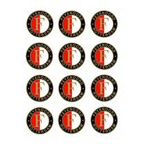 Feyenoord cupcake 1