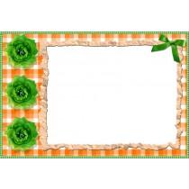 Eigen ontwerp met frame 15