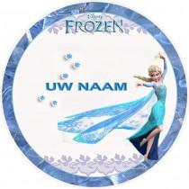Frozen 4 met naam