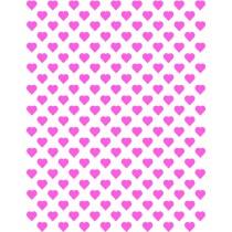 Hartjes roze klein