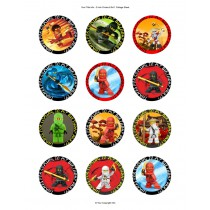 Lego cupcake 3