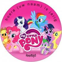 My Little Pony met naam 1