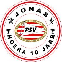 PSV met naam