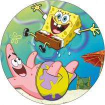 spongebob rond 1